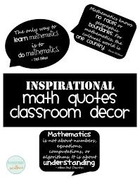 Inspirational Math Quotes Posters Math Teaching Ideas Math