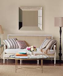 simple living room. bench-styled sofa simple living room n