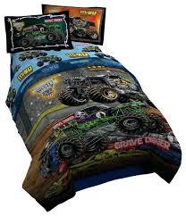 monster truck bedding set monster truck bedding twin designs