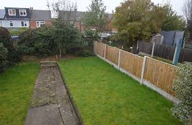 covering ugly fence minimal space