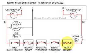 wiring diagram for a dryer heating element wiring appliance411 faq no heat in an electric dryer on wiring diagram for a dryer heating element