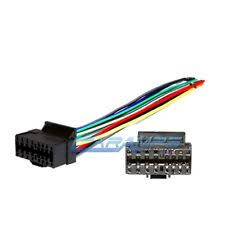 jvc car audio and video wire harness for sale ebay JVC KW-R500 Wiring Harness Diagram new jvc radio cd player stereo receiver replacement wiring harness wire plug