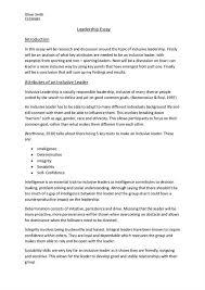 leadership style essay co leadership style essay