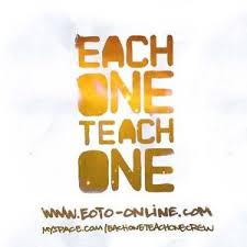 each one teach one crew listen and stream music albums  each one teach one crew