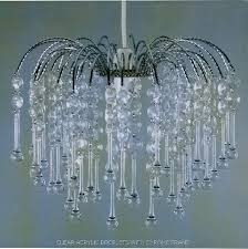 ceiling lights chandeliers clear plum