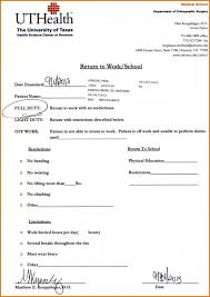 Free Doctors Note For Work Download Free 18 Free Doctors Note Template Make It Simple Top