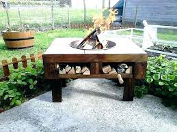 full size of small gas fire pits round pit table tablet wood burning outdoor ideas kitchen