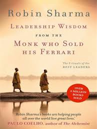 the monk who sold his ferrari is a wonderful enchanting tale which is filled with discernment about pursuing your pion and living your dream the book
