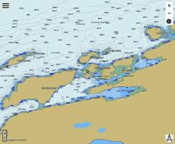 Prideaux Haven Marine Chart Ca_ca570712 Nautical