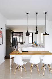light kitchen table. 10 Perfect Pairings \u2013 Pendant Lamps And Dining Tables Light Kitchen Table