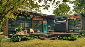 tiny house. This Super Cool Tiny House In Arkansas Is Actually A Working Amp H