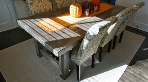 rustic gray dining table. Introducing Our New Color Rustic Slate Grey The Clayton Farm Table Gray Dining N