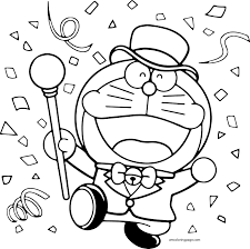If you want doraemon picture for coloring yourself then. Doraemon Coloring Pages Wecoloringpage Coloring Books Monster Coloring Pages Coloring Pages