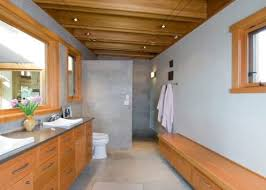 open shower stalls. Since There\u0027s No Door, The Heat Doesn\u0027t Get Trapped In Stall. Doesn\u0027t  That Make For A Cold Experience; Especially Winter? Open Shower Stalls
