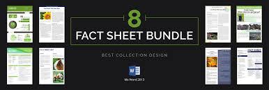 Scopri ricette, idee per la casa, consigli di stile e altre idee da provare. 10 Free Fact Sheet Templates Survey Campaign Free Premium Templates