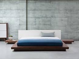 Image is loading Bed-Super-King-Size-Bed-frame-180x200-cm-