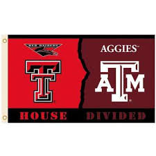 texas a m texas tech rivalry house divided