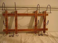 Antique Oak Coat Rack Oak Art Nouveau Antique Hall Trees Stands eBay 70