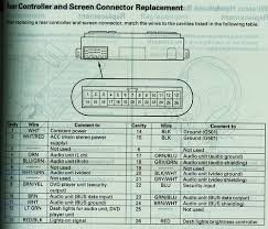 2000 hyundai excel stereo wiring diagram wirdig hyundai car radio stereo audio wiring diagram autoradio connector ex