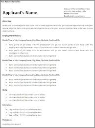 Resume Builder Simple Resume Builder Word 60