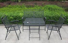 new expanded metal patio furniture home decor ideas