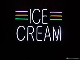 Neon Light Ice Cream 2019 17x14 Ice Cream Catering Shop Decor Beer Bar Man Cave Customize Vintage Neon Light Sign From Customneon 81 57 Dhgate Com