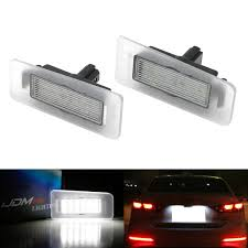 Hyundai Elantra License Plate Light Replacement Oem Fit 3w Full Led License Plate Light Kit For 2011 16 Hyundai Elantra Sedan 11 18 Kia Forte Sedan Hatchback Powered By 18 Smd Xenon White Led