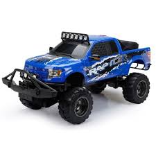 New Bright RC 1:6 Scale Ford Raptor Truck, Blue | Baby Earth