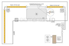 B Wiring Under Cabinet Led Lighting How To Wire  Diagram Best Of