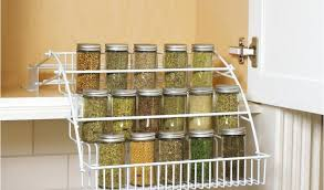 Lowes Spice Rack Magnificent Lowes Rubbermaid Spice Rack Shop Rubbermaid Coated Wire In Cabinet