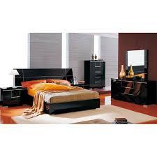acrylic bedroom furniture. Bedroom. Marvellous Design Of Modern Italian Bedroom With Black Acrylic Headboard Material Plus Cream Furniture