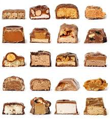 Snickers Bar Size Chart Candy Bar Chart Whatchamacallit Snickers Almond 5th
