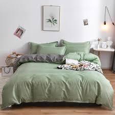 solid color comforter bedding sets