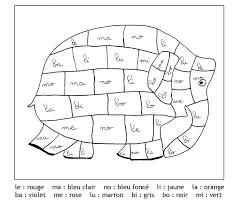Magique Gratuit Syllabes Elephant Coloriage Magique Coloriages
