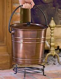 gallery of ash buckets fireplace accessories parts the home depot best bucket outstanding 5