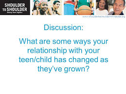 Are some ways teens