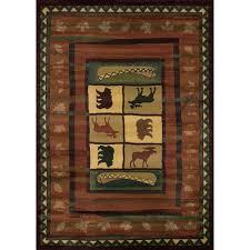 united weavers genesis hearthstone multicolor rectangular 1 ft 10 in x 3 ft rug