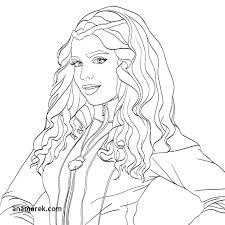 Printable Disney Descendants Coloring Pages Page Best Of 2 And