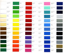 Bike Paint Colour Chart Vintage Suzuki Motorcycle Paint Codes Disrespect1st Com