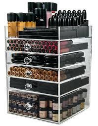 Makeup Drawer Organizer Canada Storage Ebay Cosmetic