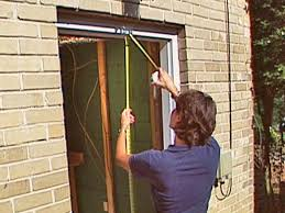 Replace A Front Door Frame How To Install A Front Door Frame ...