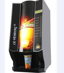 Vending Machine Hot Chocolate Enchanting New Style Cappuccino Hot Chocolate Vending Machine For Hotel