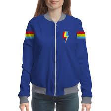 """Бомбер """"<b>Rainbow Dash Пусть</b> начинается шоу"""" #2447131 от ..."""
