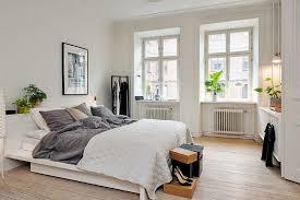 scandinavian design bedroom furniture wooden. Scandi Bedroom With Plants Scandinavian Design Furniture Wooden