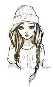Resultado de imagem para meninas desenho tumblr