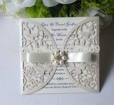 Sample Invitation Cards Wholesale Sample Personalized Pearl Ivory Shimmer Butterfly Wedding Invitation Card Sample Party Invitation Cards Birthday Cards For Friends Birthday