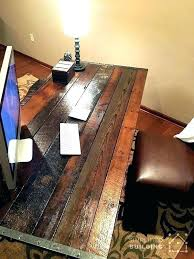 rustic home office desks. Rustic Home Office Desk Ideas Wood Designs Desks
