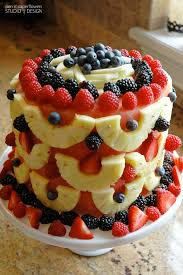 c4042d5c31190a163d7d0c9569875aa9 fruit cake watermelon watermelon birthday cakes best 25 fresh fruit cake ideas only on pinterest fruit cakes on easy birthday cake recipes with fruit