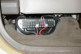 slee interior fuse box toyota 80 series land cruiser completed installation out the cover installed on the fuse box