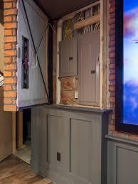 best hiding electric panels design ideas remodel pictures hiding electric panels photos